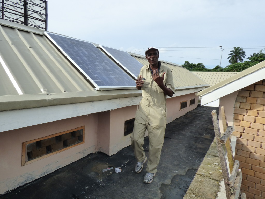 African business solar power 2