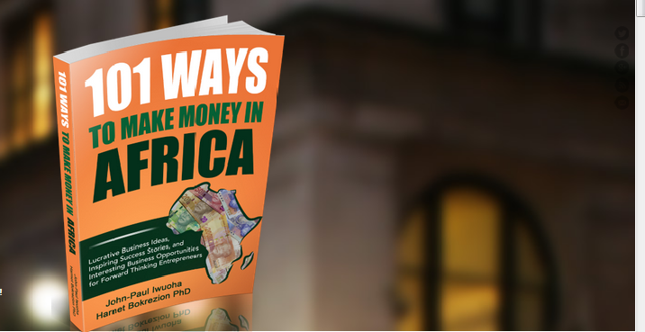 101 Ways To Make Money In Africa (our new E-Book!)