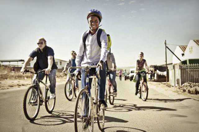 african business bike tours