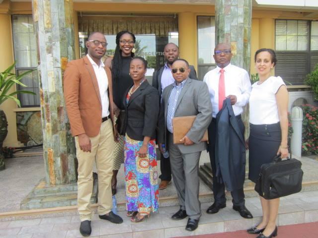 Ghana mission group